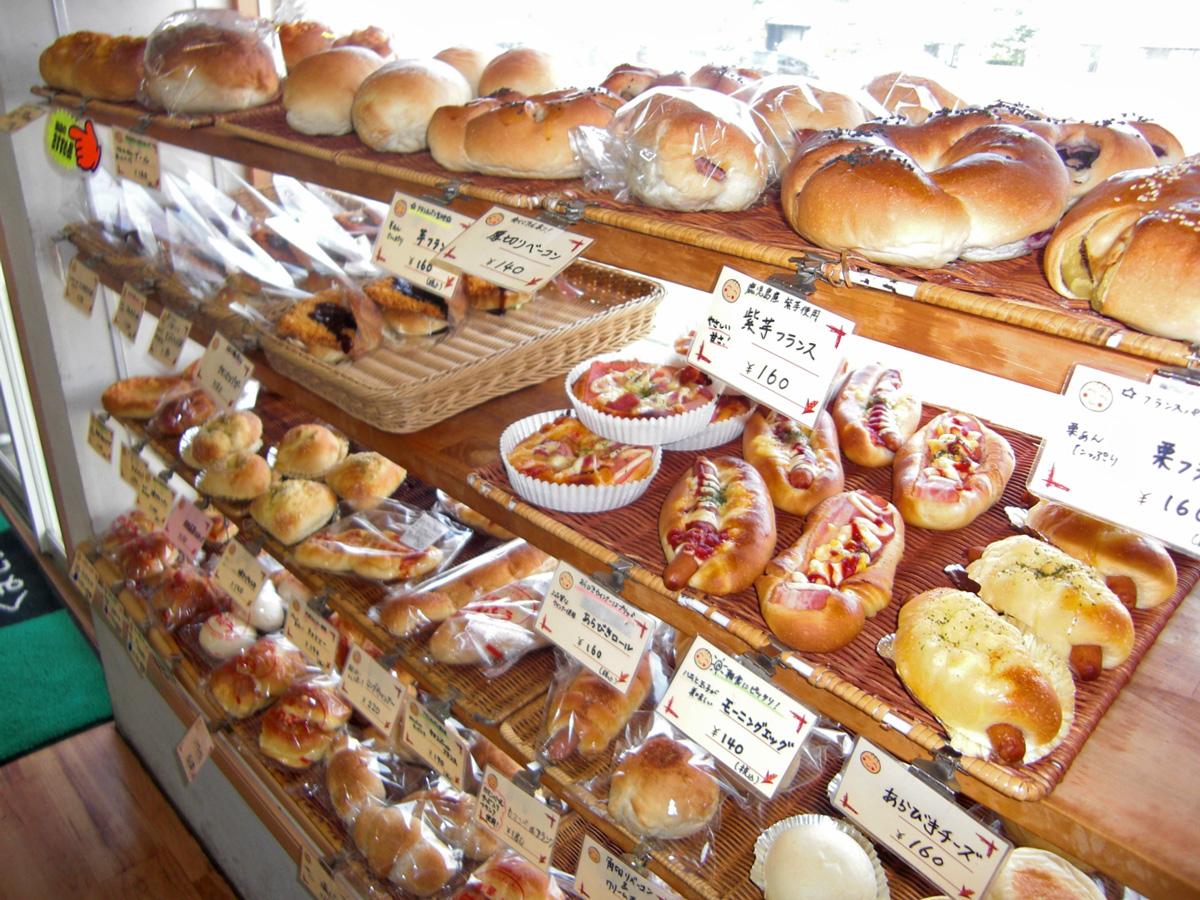 風土屋ぱんぶう お土産にも喜ばれる家族団らんにもお勧めなクールパン